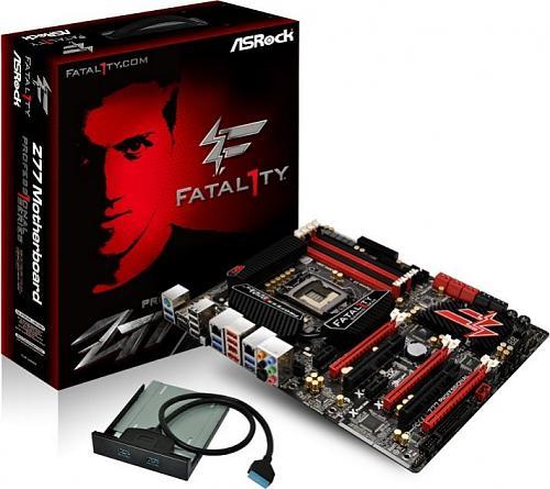 Kliknij obrazek, aby uzyskać większą wersję  Nazwa:Fatal1ty Z77 Professional BoxBoard.jpg Wyświetleń:53 Rozmiar:58.5 KB ID:770