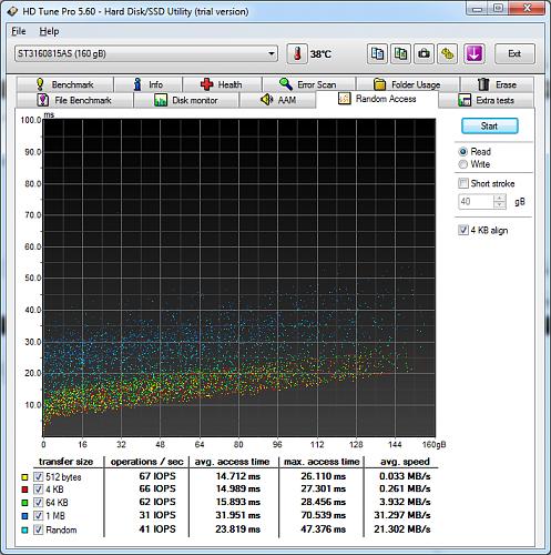 Kliknij obrazek, aby uzyskać większą wersję  Nazwa:HDTune1.PNG Wyświetleń:674 Rozmiar:76.7 KB ID:4023