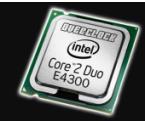 Core 2 Duo E4300 - wydajność dla mas