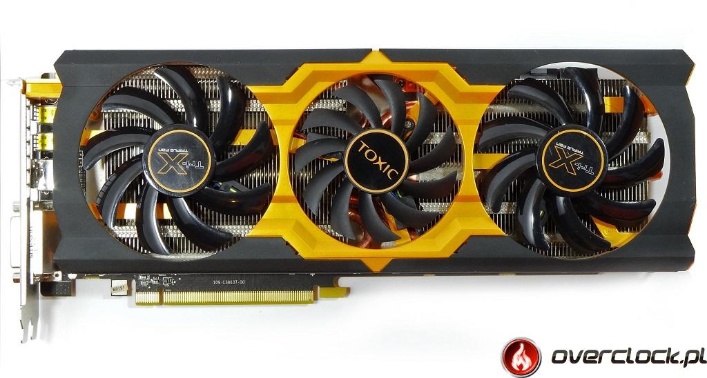 Overclock pl / R9 280X 3 GB vs GTX 770 2 GB - pojedynek w