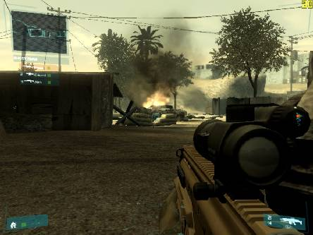 Ghost Recon Advance Warfighter