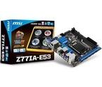 Overclock.pl - MSI prezentuje płytę główną Z77IA-E53 Mini-ITX