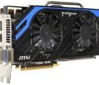 Overclock.pl - MSI oficjalnie pokazał kartę GeForce GTX 660 Hawk