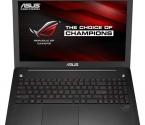 Overclock.pl - ASUS G550JK - laptop dla graczy z serii ROG