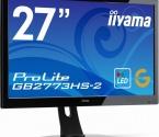 Overclock.pl - Iiyama GB2773HS-2 – monitor z odświeżaniem 144 Hz