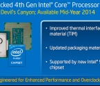 Overclock.pl - Intel dodał 3 nowe procesory - Core i7-4790K, Core i5-4690K i Pentium G3258