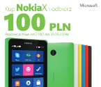 Overclock.pl - Odbierz 100 zł – Promocja dla właścicieli smartfonów Nokia X