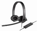 Overclock.pl - Logitech USB Headset H570e – profesjonalne słuchawki w przystępnej cenie.