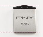 Overclock.pl - Miniaturowa pamięć USB o pojemności do 64 GB – PNY Micro M2