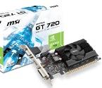 Overclock.pl - Cztery modele kart graficznych GeForce GT 720 od MSI