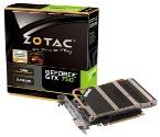 Overclock.pl - Pasywnie chłodzony GeForce GTX 750 od Zotac