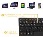 Overclock.pl - Klawiatura multimedialna Bluetooth od Satechi