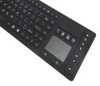 Overclock.pl - Wodoodporna klawiatura Bluetooth z touchpadem od Small PC