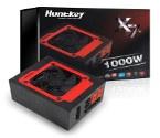 Overclock.pl - Huntkey X7 1000 – zasilacz o mocy 1kW z certyfikatem 80 PLUS Bronze