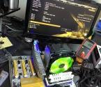 Overclock.pl - Core i7-5775C podkręcony do 5 GHz przy chłodzeniu powietrzem