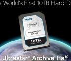 Overclock.pl - HGST wypuściła 10 TB dysk UltraStar Archive Ha10