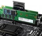 Overclock.pl - Apacer wypuściła moduły DDR3-1600 z slotem M.2 dla dysków SSD