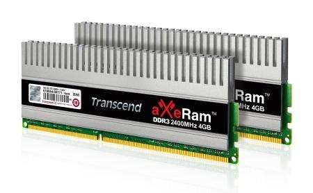 Transcend aXeRam DDR3-2400 8GB