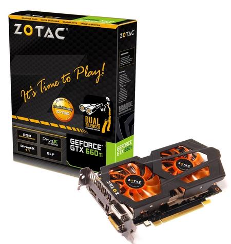 Zotac GeForce GTX 660 Ti