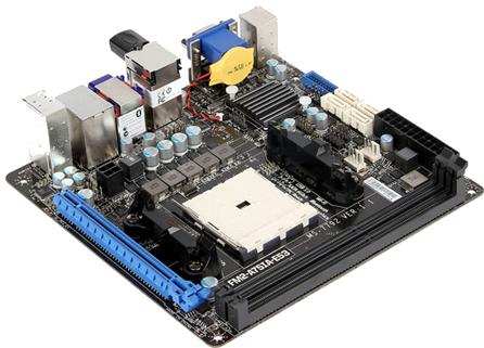 MSI - microATX dla procesorów Trinity (FM2)