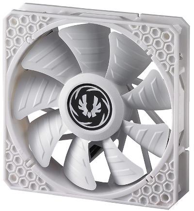 Bitfenix Recon White i Spectre Pro All White LED