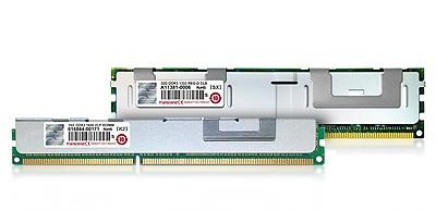 Nowe serwerowe pamięci 32GB i 16GB VLP od TRANSCEND'a