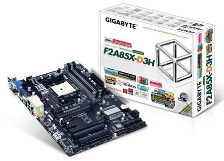 GIGABYTE F2A85X-D3H