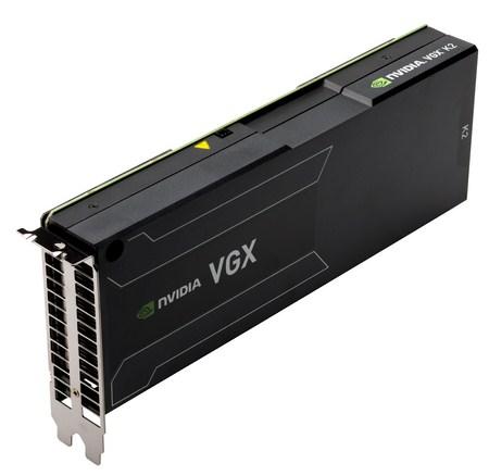NVIDIA VGX K2