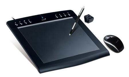 Genius PenSketch M912