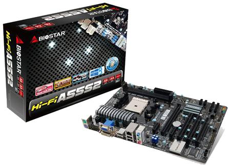 Nowe płyty Biostara pod socket FM2