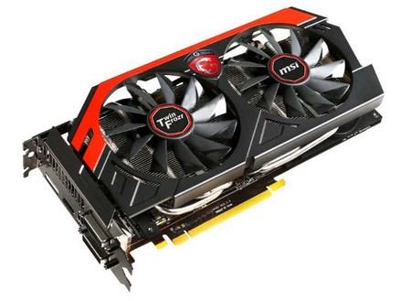 MSI GeForce GTX 760 Twin Frozr OC Gaming