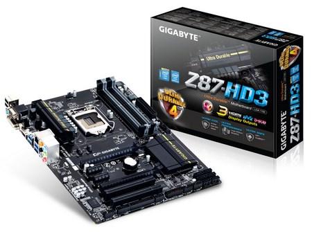 Gigabyte GA-Z87-HD3