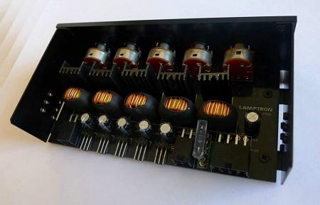 Lamptron CF525 - tył