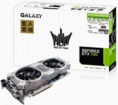 GeForce GTX 780 HOF 6 GB