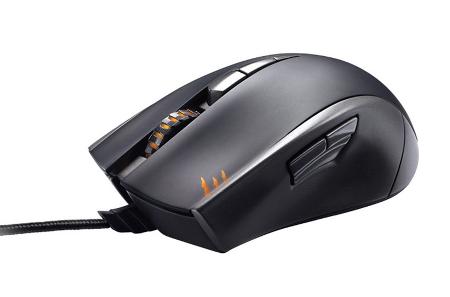Strix Claw – optyczna myszka dla graczy ze stajni Asusa