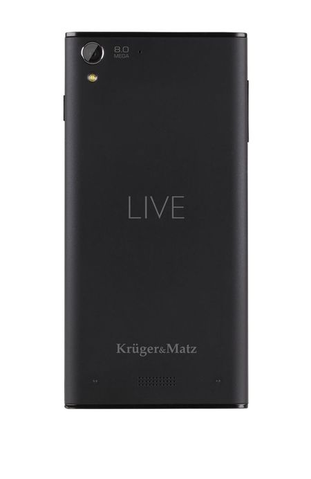 Nowy flagowy model smartfona od Kruger&Matz – Live 2
