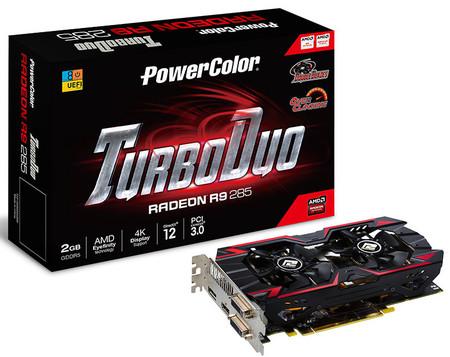 Radeon R9 285 TurboDuo od PowerColor