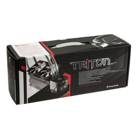 Raijintek Triton AIO – kompaktowe chłodzenie wodne dla procesora