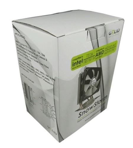 Gelid SnowStorm – kompaktowe chłodzenie o niewygórowanej cenie