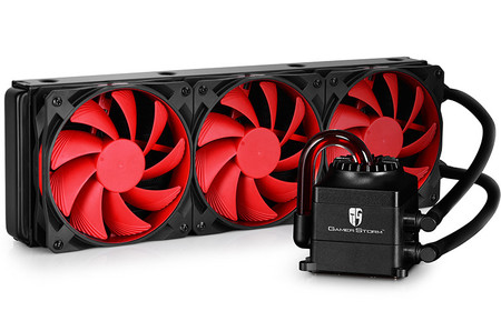 DeepCool topowy model chłodzenia wodnego All in One - Captain 360
