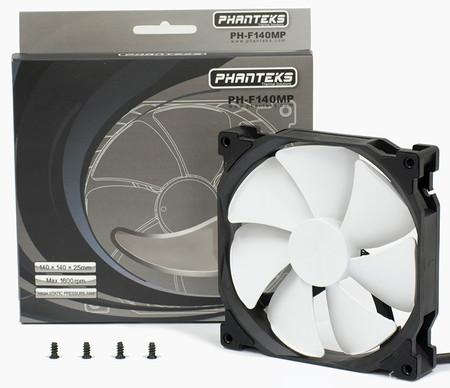 Phanteks MP - seria wentylatorów o wysokim ciśnieniu statycznym