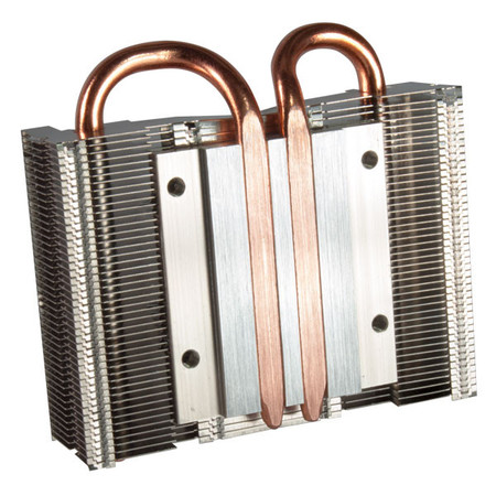 EverCool HPS-810CP - niskoprofilowe chłodzenie CPU