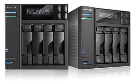 ASUSTOR dodał nowy model serwera NAS do serii 70T - AS7004T