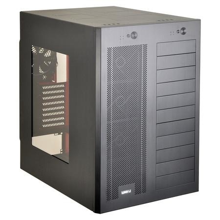 Ogromna obudowa na dwa komputery od Lian Li – PC-D666