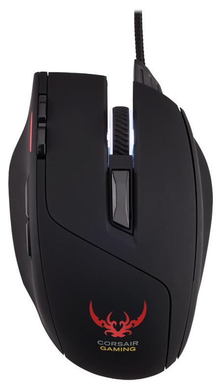 Ultra lekka myszka dla graczy – Corsair Sabre RGB