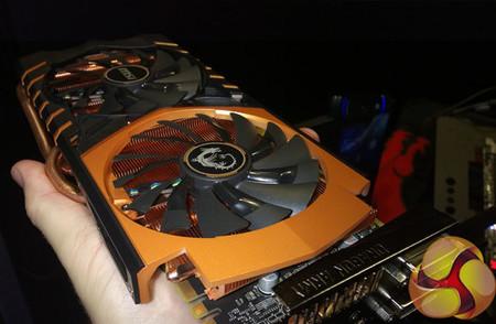 Limitowana wersja karty graficzne MSI - GeForce GTX 970 Gold Limited Edition