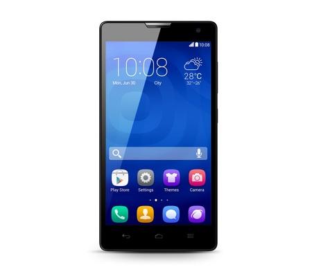 5 calowy smartfon Honor 3C z obsługą Dual SIM