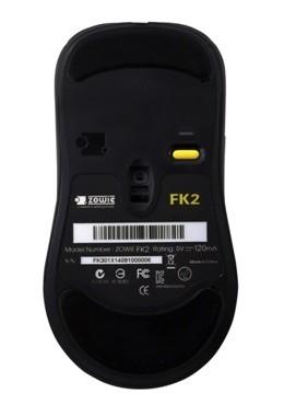 Zowie FK2 – nowa myszka dla lewo i praworęcznych graczy