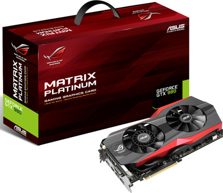 Asus GeForce GTX 980 ROG Matrix Platinum – flagowy model karty graficznej od Asusa