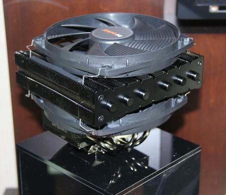 BeQuiet Dark Rock TF – chłodzenie procesora w stylu G